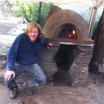 me and the oven
